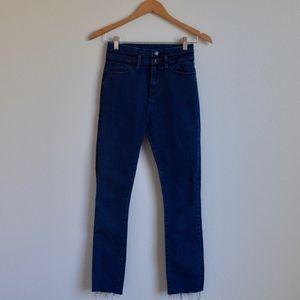 BDG high rise twig skinny jeans